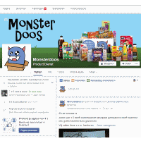 Monsterdoos Facebook pagina